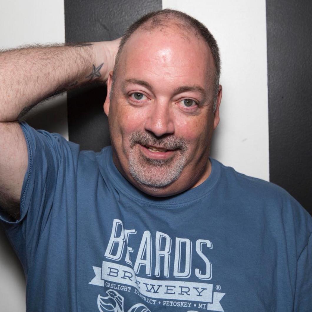 Comedian Matt Holt